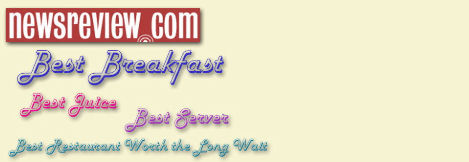 "Voted ""Best Breakfast""…. 11 Years Running!"